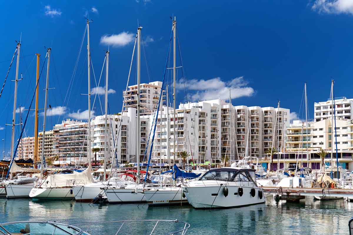 haven van Sant Antoni de Portmany