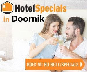 hotelspecials doornik banner