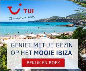 TUI Ibiza banner